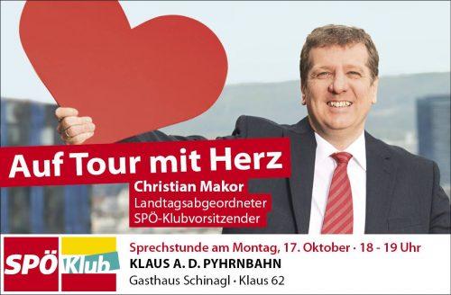 Christian Makor Sprechtag